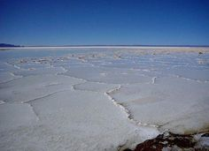 The Salt Flats of Bolivia!