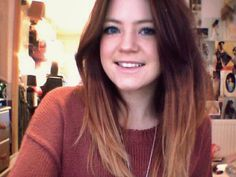 Tea An Toast: OMBRE HAIR, OMBRE HAIR, OMBRE HAIR, I HAVE OMBRE HAIR!! Finally.