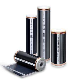 Elektrische Fußbodenheizung - Produkte : TF-Fußbodenheizungen