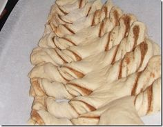"""My first Christmas with Nolan I was introduced to the wonders of """"tree bread."""" What is tree bread? Only the most absolutely wonderful yummy ..."""
