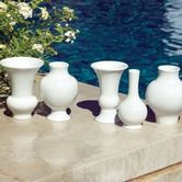 Found it at Wayfair - Mini Chinoise Vases in White (Set of 5)