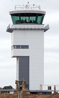 London Southend Airport control tower