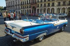LOVED this Ford Fairlane taxi, downtown Havana, Cuba | Flickr