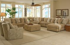 Extra Wide Sectional Couches