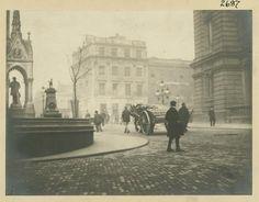 The Belle Vue Temperance Hotel in Edmund Street in 1904.