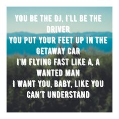 I will sing this song with you one day. No doubt in my heart and mind.