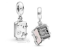 2019 Spring Collection - The Art of Pandora Pandora Travel Charms, Disney Pandora Bracelet, Pandora Bracelets, Pandora Jewelry, Charm Jewelry, Charm Bracelets, New Pandora, Horse Jewelry, Bracelets