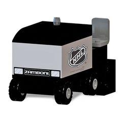 OYO Sports NHL-Logo Zamboni Machine Building Blocks Set