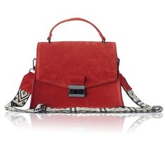 How To Make Handbags, Handmade Bags, Beautiful Bags, Suede Leather, Your Style, Heels, Red, Vogue, Satin