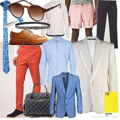 Summer Suits | Men's Outfit | ASOS Fashion Finder