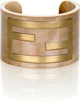 Fendi golden bracelet