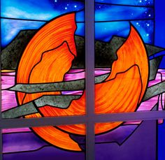 Kessler Studios Stained Glass- Old St. Mary's Catholic Church Ambulatory Window