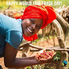 Happy World Fair Trade Day from FairtradeAmerica.org!