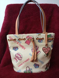Dooney & Bourke South Beach Tote!