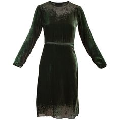 Disintegrated Velvet Dress ($109) ❤ liked on Polyvore featuring dresses, short dresses, women, short velvet dress, mini dress, velvet mini dress and long sleeve dress
