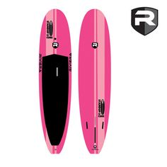 """Riviera 10'6"""" 'Stand Up For The Cure'  Stand Up Paddle Board - SUP Surf, Cruising/Touring"""