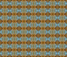 The Tide Rushes In...  fabric by rhondadesigns on Spoonflower - custom fabric