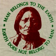 Cherish Mother Earth.