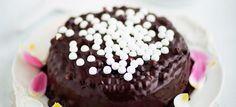 Kuorrutettu Marianne-suklaakakku - Fazer
