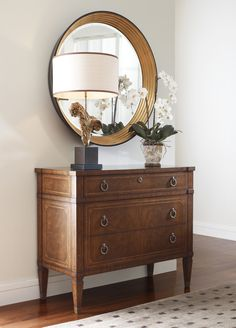 Furniture Stores in Knoxville - Jonathan Charles Furniture - Braden's Lifestyles Furniture - Chest of drawers - Home Décor - Fine Furniture - Interior Design - The Design Center at Braden's - mirror