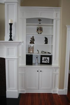 More Customized Molding / Moulding Ideas - contemporary - family room - - by Moulding Warehouse