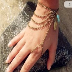 Boho bracelet New ! Inspired by free people and forever 21 Forever 21 Accessories