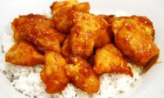 Skinny Sweet and Sour Chicken |