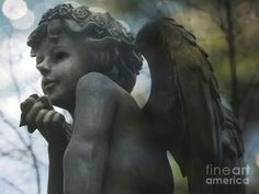 Ethereal Angels Framed Prints, Ethereal Angels Framed Art, and ...