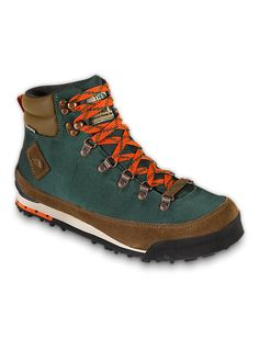 Free Shipping on Men's North Face Back To Berkeley Hiking Boots