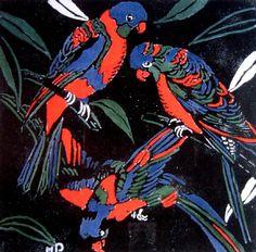 Modern Printmakers   Margaret Preston