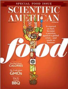 Scientific American Volume 309, Issue 3   Interessant artikel over hoe onze 'smaak' wordt beïnvloed. Misschien kunnen we dit ook koppelen aan het 'gewoon' maken van het eten van wegwerp voedsel, dat het dan ineens niet meer vies is.