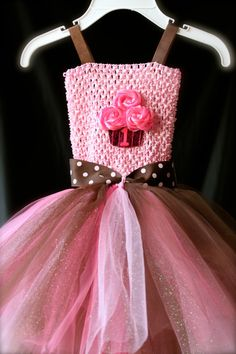 A 1st birthday tutu dress