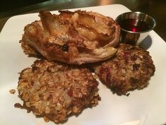 Roasted Pheasant Breast with Scottish Oatcakes Easy Pheasant Recipes, How To Cook Pheasant, Wild Game Recipes, Vegetable Seasoning, Hunting Season, Dried Cranberries, Quail, Entrees, Game