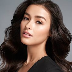 Liza for Maybelline Most Beautiful Faces, Beautiful Eyes, Filipina Actress, Jessica Gomes, Prity Girl, Brunette Woman, Beauty Shots, Mannequins, Sensual