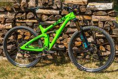 First Ride: Yeti SB4.5c mountain bike - VeloNews.com