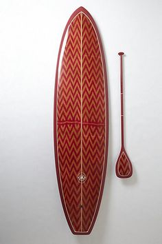 Limited-Edition Stand-Up Paddleboard, Kai Apo  #anthropologie