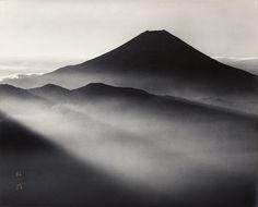 Koyo Okada, Mount Fuji, 1950