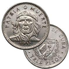 La moneda del CHE #monedas
