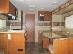 2012 Used Skyline Joey 236 Travel Trailer in South Dakota SD.Recreational Vehicle, rv,