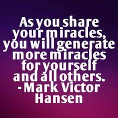 #miracles #success #dreams #goals