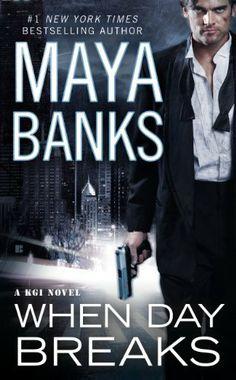 When Day Breaks (A KGI Novel) by Maya Banks, http://www.amazon.com/dp/B00HDMM7JA/ref=cm_sw_r_pi_dp_cVw9sb0HWYD8S I love all of the KGI novels