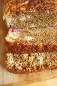 Strawberry Cream Cheese Quick Bread