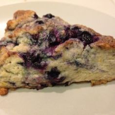 this blueberry scones recipe is all over pinterest with the original recipe linking back to ina garten barefoot contessa ina used dried strawberries