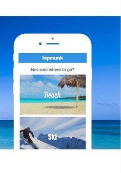 HipMunk una útil app que te ayudará a comparar precios de boletos entre aerolíneas y armar tu mejor viaje. ¡Pruébala!