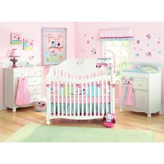 Summer Infant Who Loves You Crib Bedding Collection-buybuy BABY