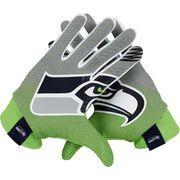 Seattle Seahawks Nike Stadium Gloves