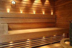 Tähtisaunat - saunan lauteet ja kiukaat > FI > Galleria > Laudekuvia Blinds, Spa, Stairs, Saunas, Pools, Wellness, Bathroom, Design, Home Decor
