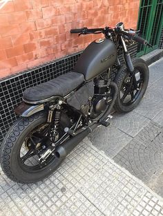 STG Tracker bikes | Motos