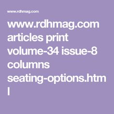 How to pick out saddle seat. ArticlesPrintingDental CampaignContentMediumFacebookEmsMedicine