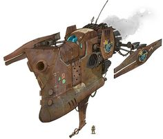 Space Freighter Concept Art | Space Cargo Ship Concept Art - Pics about space